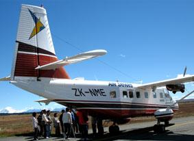 History - Air Safaris