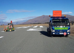 Runway - roadmarking